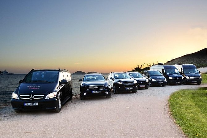 Private One-Way Heydar Aliyev International Airport Transfer