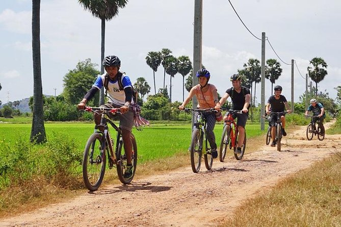 Bike Ride In Siem Reap Countryside photo 1