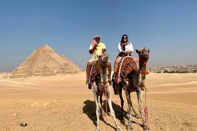 Giza pyramids sphinx day tour form cairo giza hotels