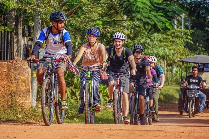 Siem Reap Countryside Discovery By Bicycle