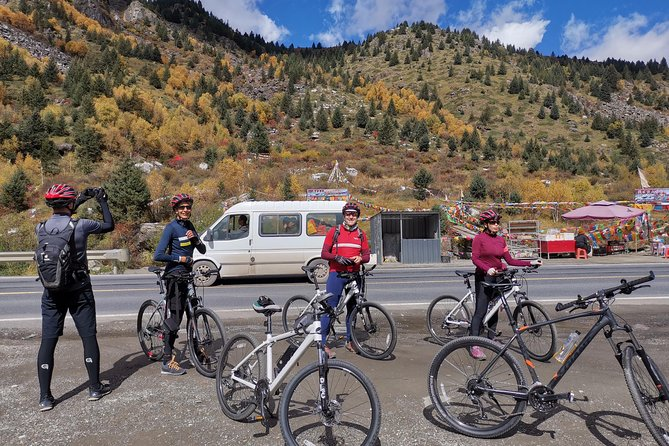 14-Day Bike and Hike in Panda Kingdom and Kham Tibet, Sichuan province, China