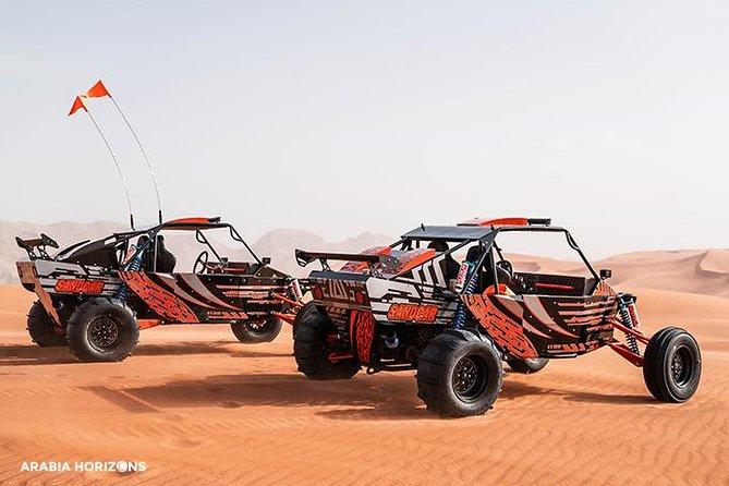 Drive Your Own Desert Fox Dune Buggy Safari