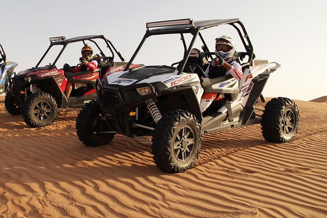 Private Dubai Dune Buggy Evening Tour for (1 to 5 People)