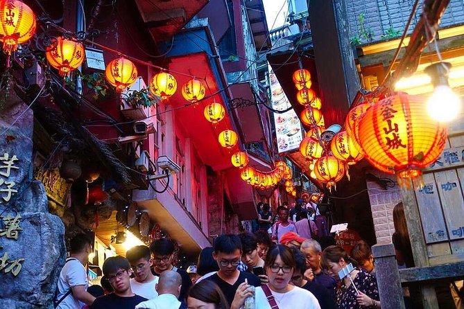Keelung Port Shore Tour Taipei City, New Taipei City (Private Custom Tour)