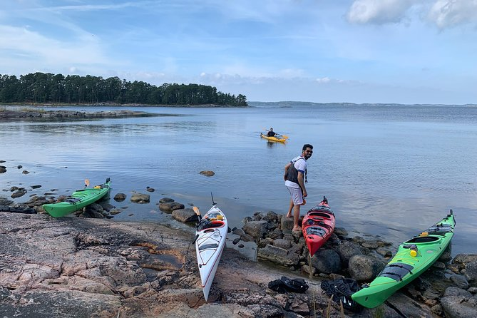 Discover the Archipelago, Kayaking & Camping / 3D photo 1