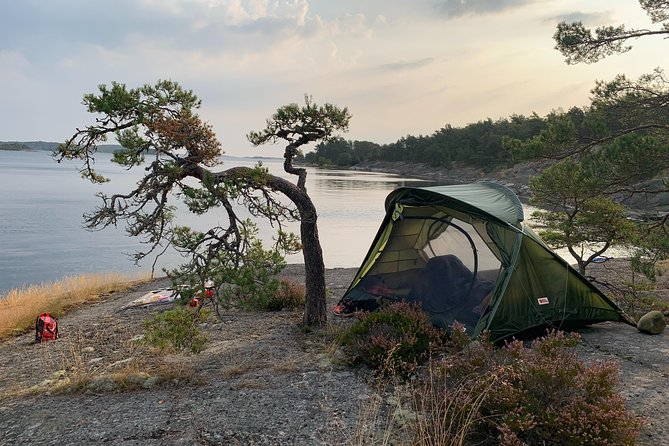 Discover the Archipelago, Kayaking & Camping / 3D photo 2