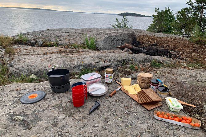 Discover the Archipelago, Kayaking & Camping / 3D photo 10