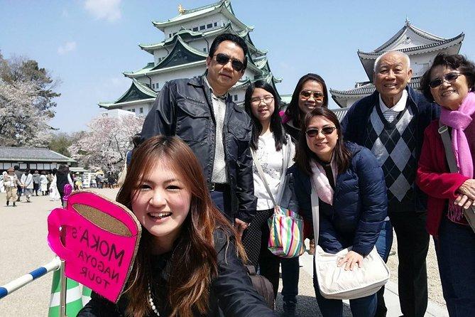Moka's Nagoya Tour 【Nagoya Explore Tour】 Nagoya Castle, Toyota Museum