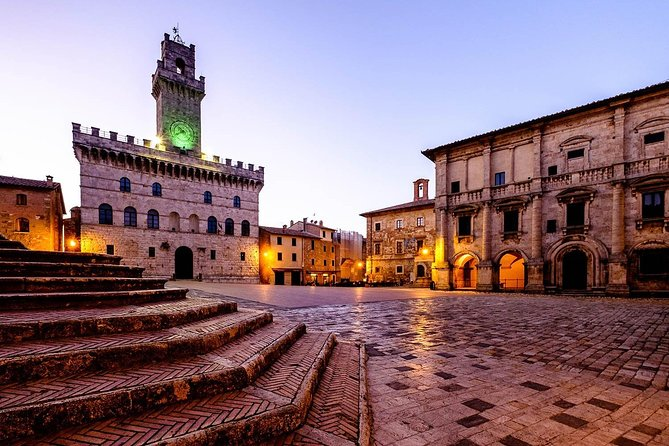 Wine tour Chianti Wineries Montalcino and Montepulciano from Rome