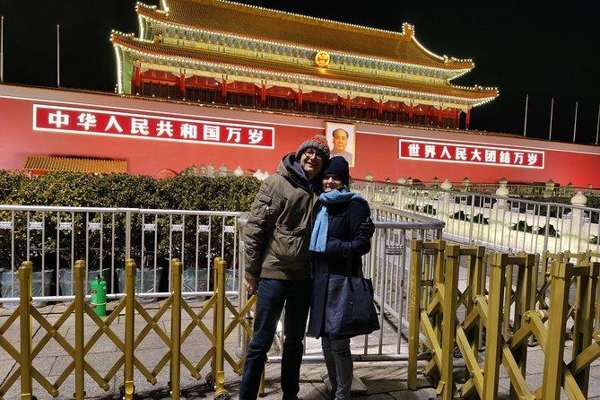 4 Hour Beijing Layover Night Tour