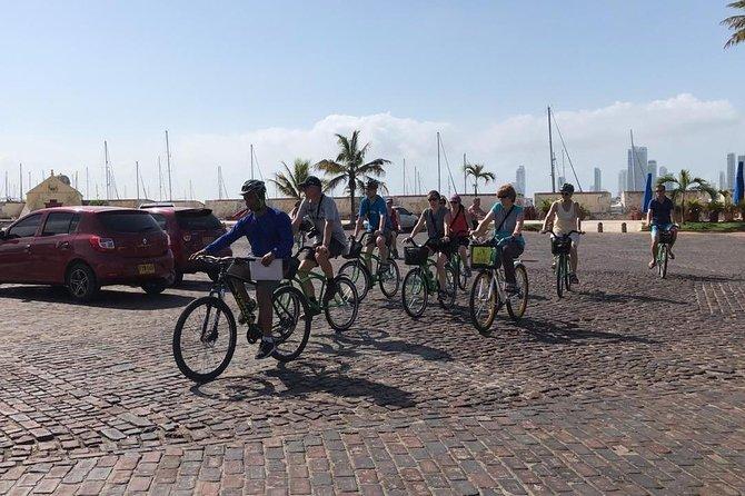 Bike City tour Cartagena