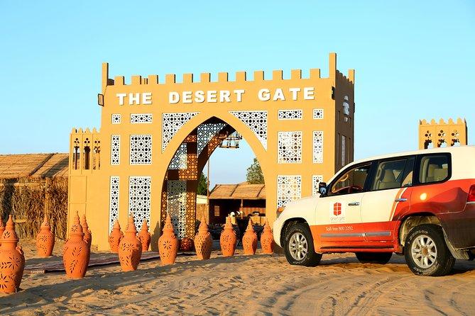 Abu Dhabi Afternoon Desert Safari and BBQ Dinner