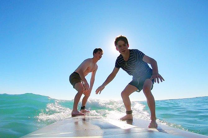Waikiki 2 Hour Semi-Private Surf Lesson