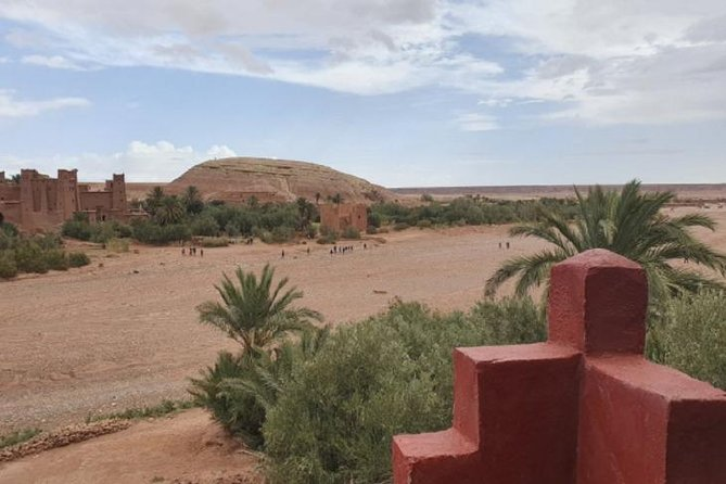 Full-Day Ouarzazate and Kasbah Ait Benhaddou Tour from Marrakesh