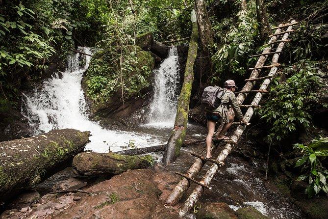 LuangPrabang Forsränning, Trekking, Camping och Homestay