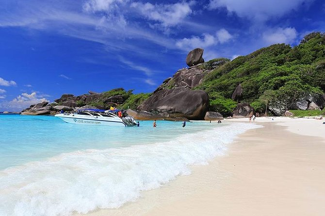 Similan Islands Snorkeling Day Trip By Love Andaman From Phuket