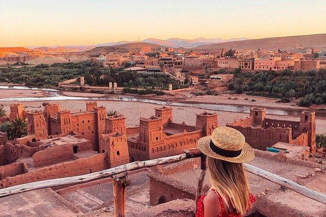 Ait benhaddou and Ouarzazat day trip : Luxury tour All inclusive