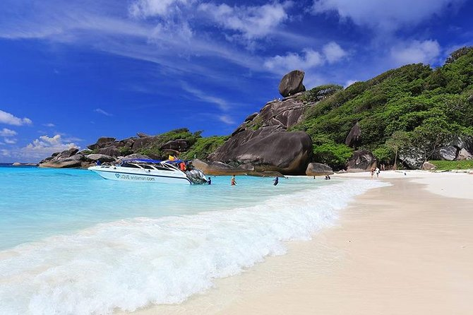 Similan Islands Snorkeling Day Trip By Love Andaman From Khao Lak