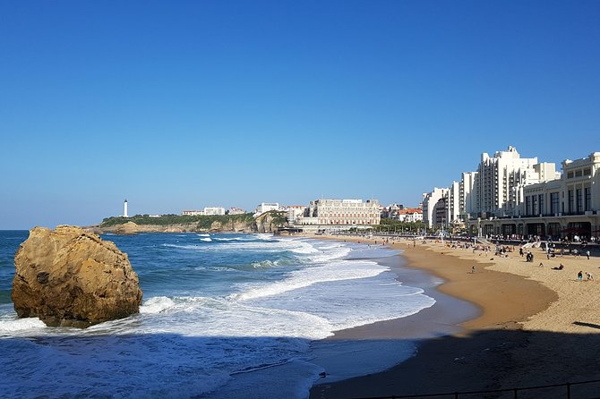 Biarritz and the French Basque Coast Tour from San Sebastian
