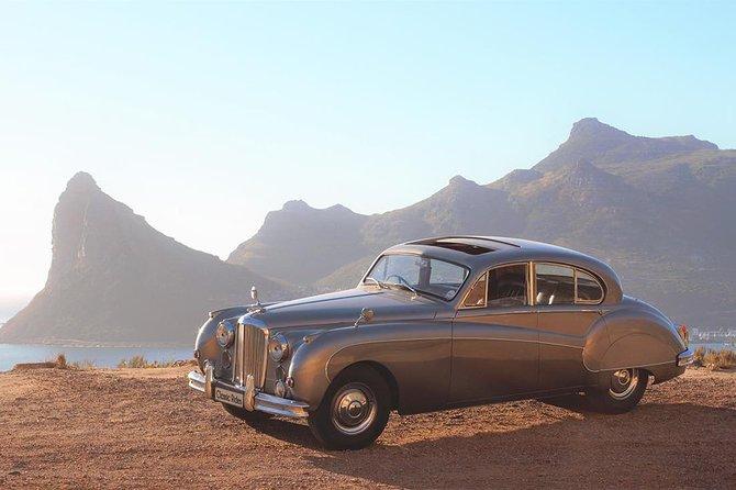 The Ultimate 3 hour Cape Town Vintage Car Tour