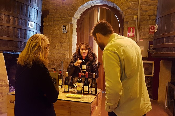 Rioja Full Experience Tour from San Sebastian with Lunch