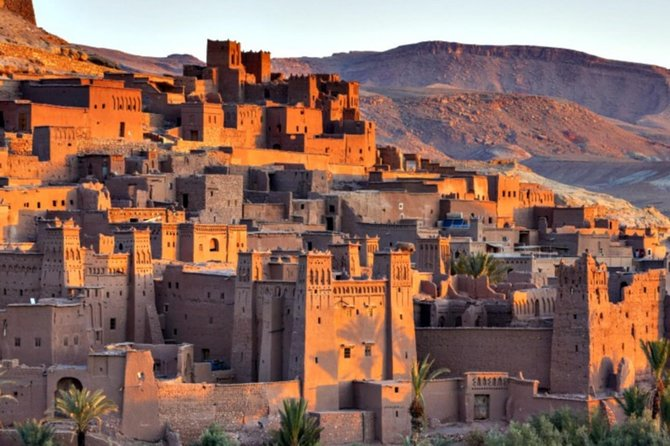 Atlas Mountains and 4 Valleys & Waterfalls: Guided Day Trip From Marrakech