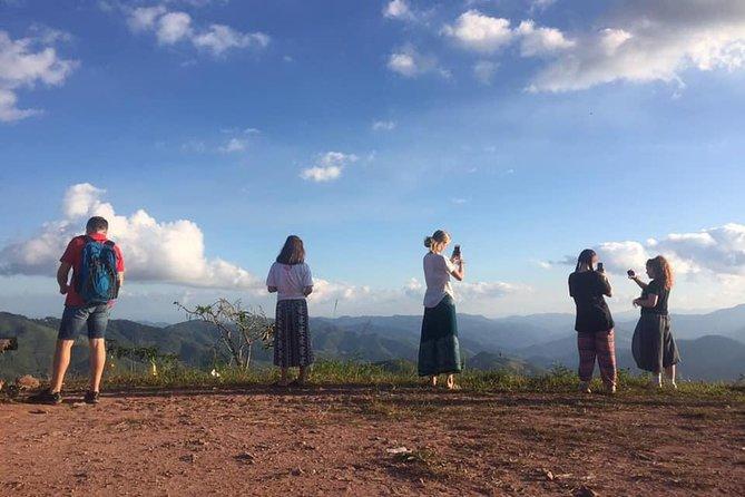 LuangPrabang, Trekking and Old village