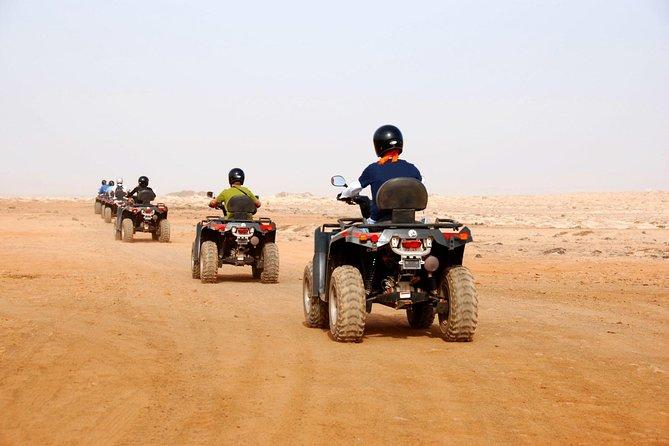 Marrakech Quad Bike Excursion