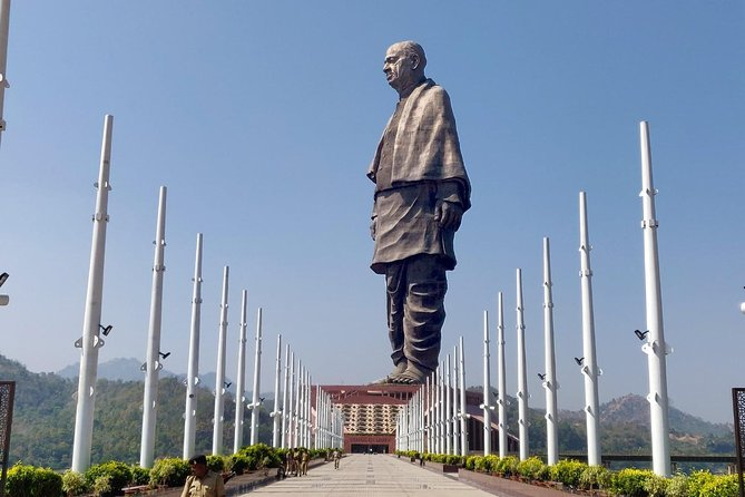 1-Day Statue Of Unity Trip from Ahmedabad