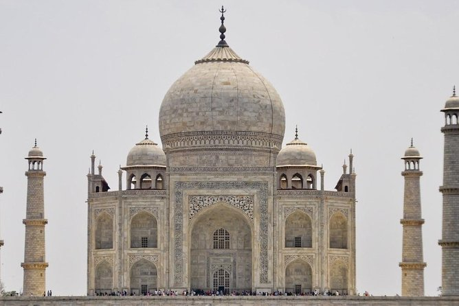 Taj Mahal Day Tour Ex- New Delhi Private Basis