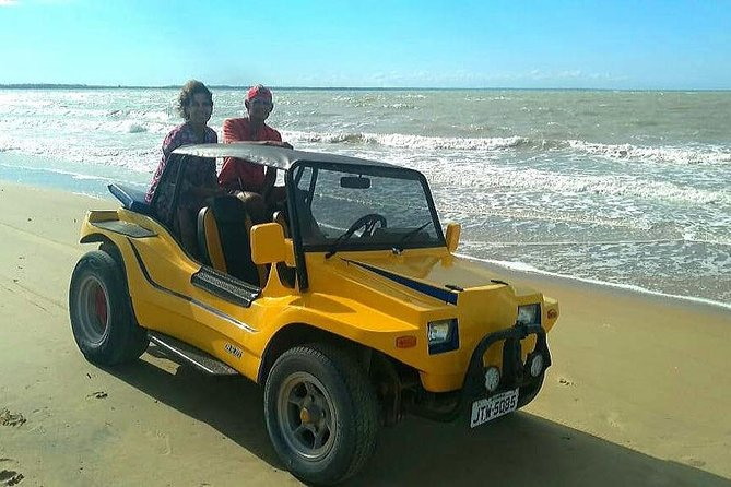 Ponta do Corumbau Buggy Ride - Caraivas