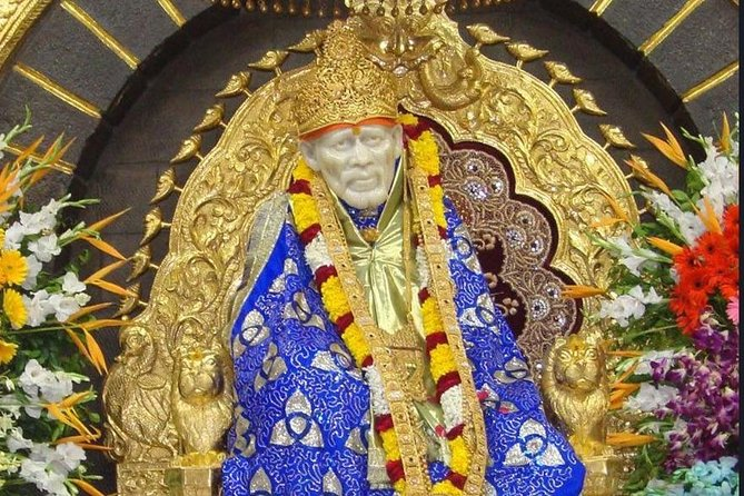 Shirdi Sai Baba Temple Pilgrimage Trip Ex-Mumbai or Ex-Pune