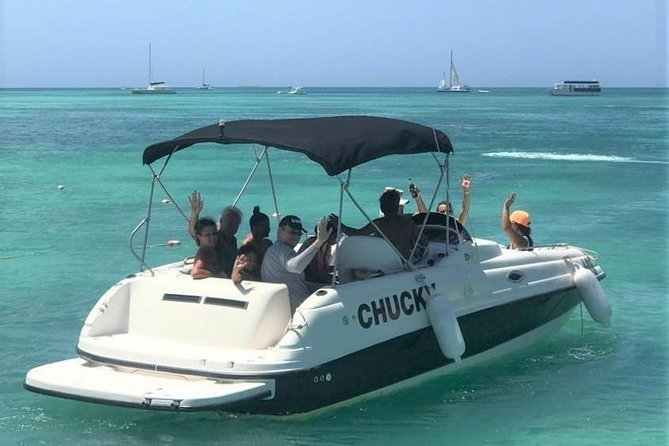 Private Chucky Aruba Swim & Snorkel 3 hours trip