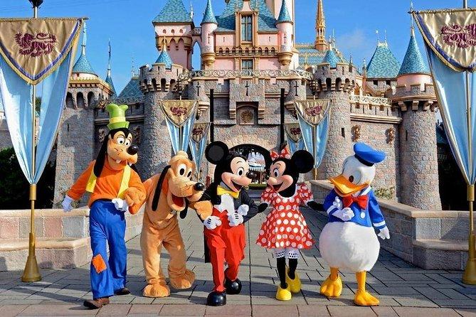 Disneyland PARIS Tickets Pack + Airport / Hotel Transfer