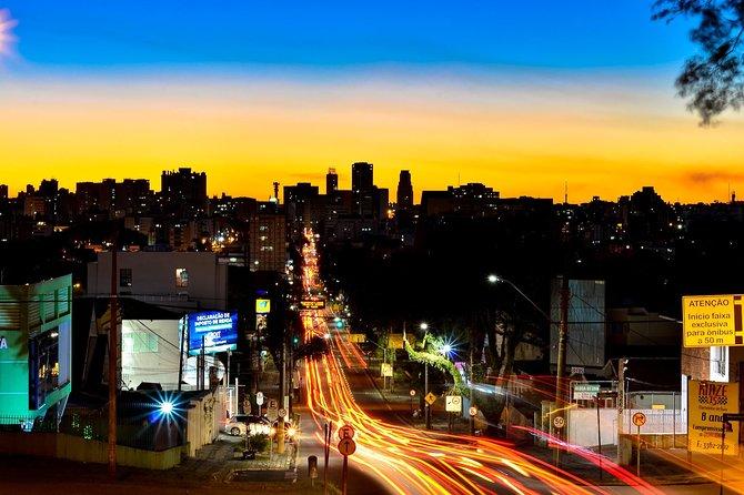 Conheça Curitiba Comigo - Carro VIP | Fotos Profissionais | City Tour