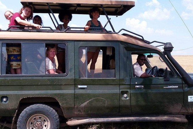 3 Days Glimpse of Masai Mara