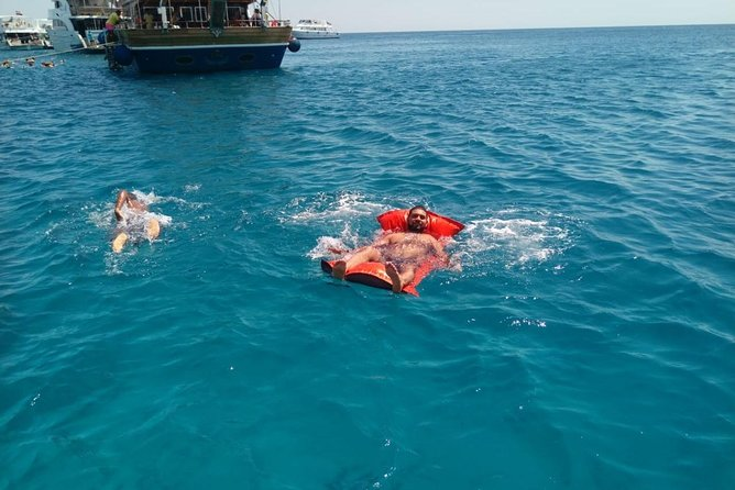 Giftun Island VIP with water sport & Snorkeling Sea Trip - Hurghada photo 27