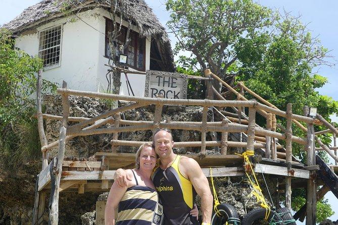 Cave Tour & Rock Restaurant Visit