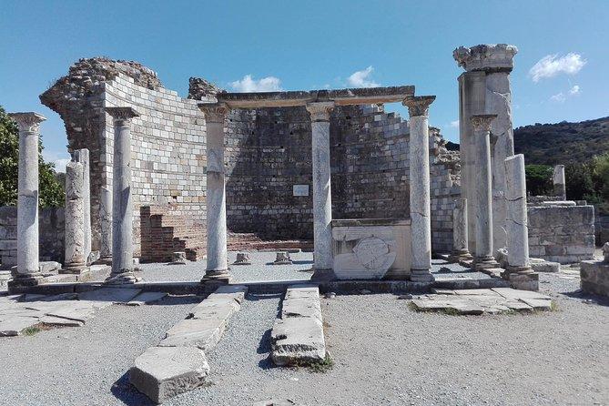 Ephesus-Virgin Mary's Shrine-St.John Basilica-Seven Sleepers-Sirince Village