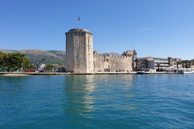 Blue Lagoon & Trogir half day tour