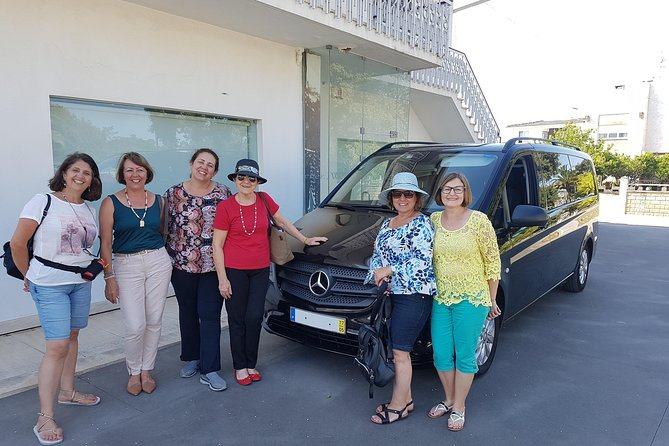 Private transfer from Coimbra to Lisbon