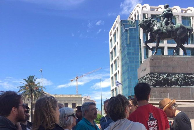 Guided Montevideo Walking Tour