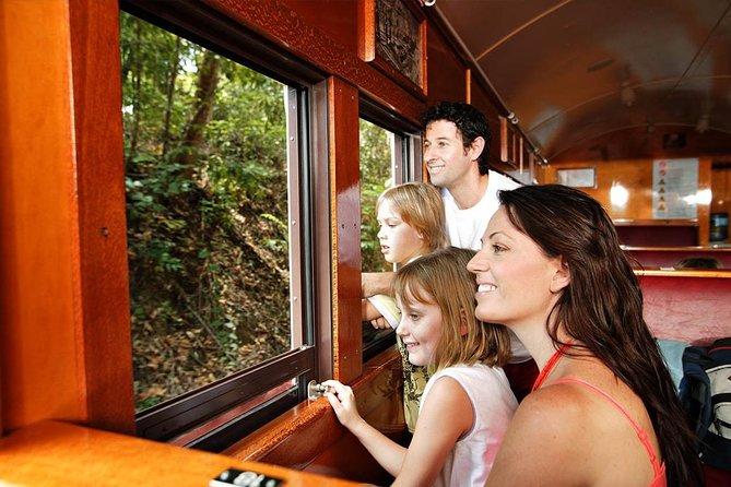 Kuranda tour with Kuranda Scenic Rail