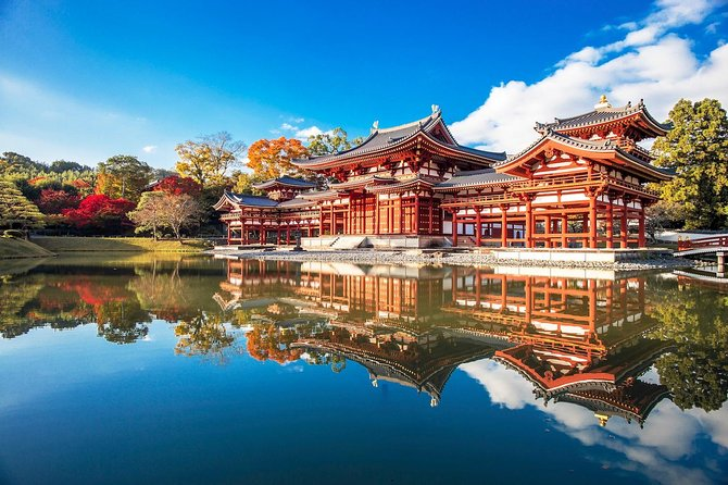 Byodoin Temple E-ticket (Admission + Audio guide)