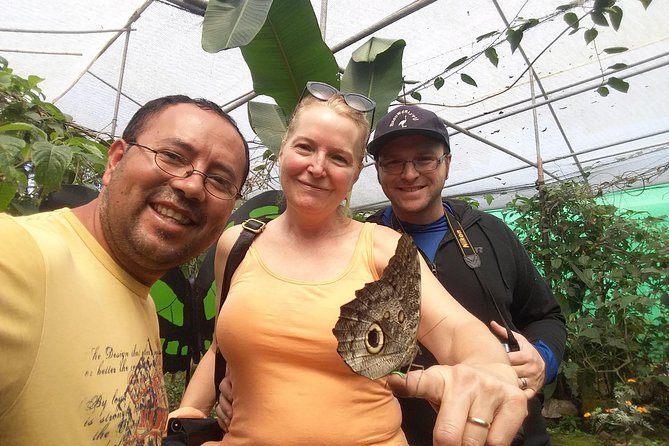 Mindo Cloud Forest -Full day- From Quito