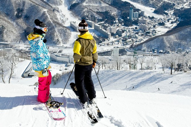 Winter Package Skiing, Snowboarding & Sledding in Busan