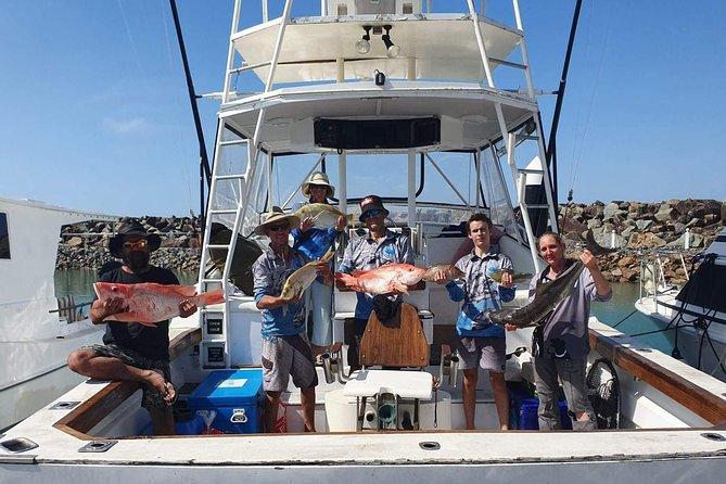 Adventure Fishing Combo Day - Fish, Swim, Whitehaven, Hill Inlet Bush Walking