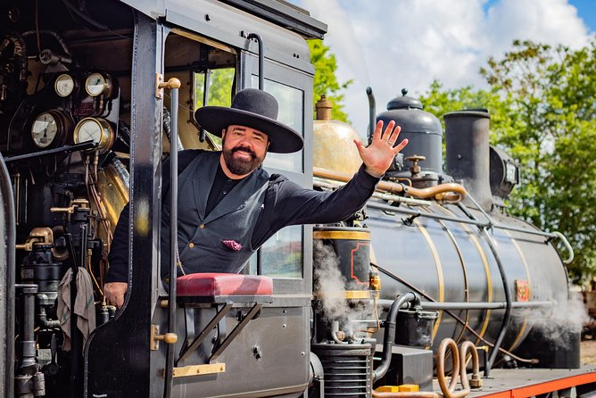 Mary Valley Rattler: Rattler Footplate Friends Experience