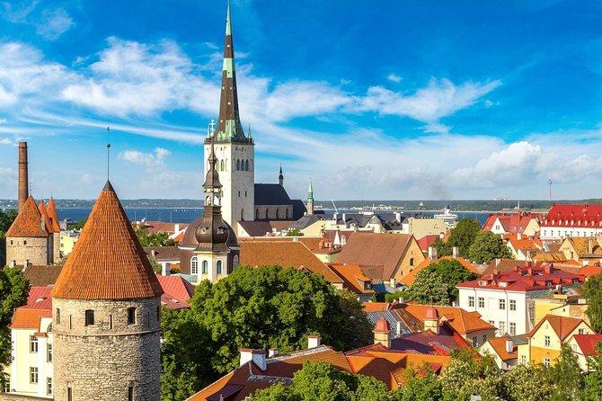 Private Shore Excursion: Panoramic Tour of Tallinn