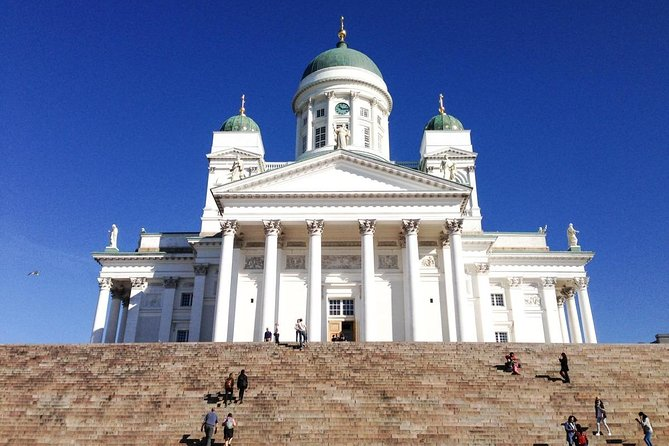 Private Helsinki Walking Tour
